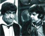 "Frazer Hines ""Jamie"" hand Signed 10 x 8 Photograph #5"